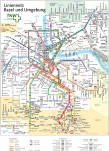 Transporte público Basilea