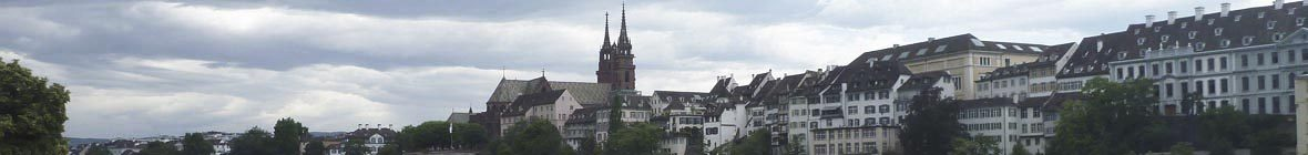 Basilea. Guía de viajes y turismo.